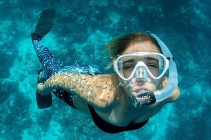 Snorkeling in Huraa