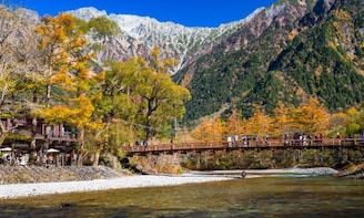 One Day Trip to Kamikochi& Hida with Departure from Nagoya