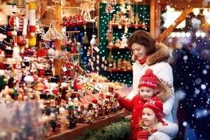 Magic Christmas tour in Brno