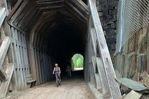 Private Mickelson Trail Bicycling Tour