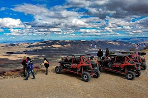 Off Road and Shoot Adrenaline Mountain