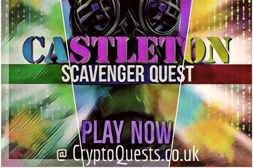 Show item 1 of 18. CASTLETON - Spy Mission - Scavenger Quest