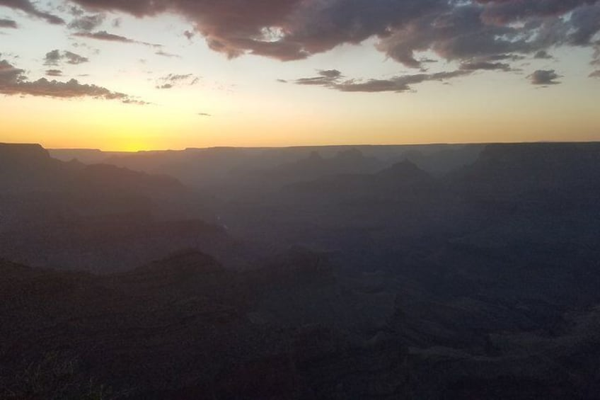 Grand Canyon Tour from Tusayan