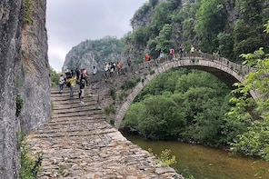 Sightseeing Zagori daily tour