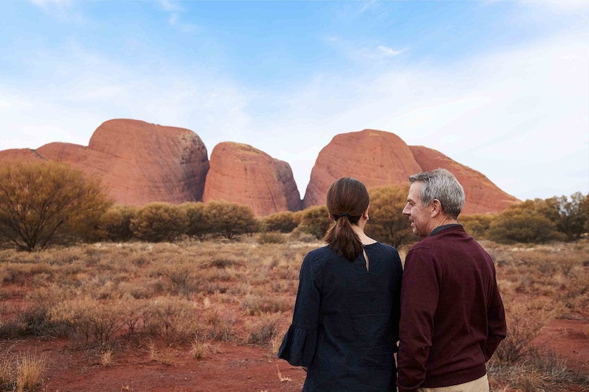 3 Tour Combo including Kata Tjuta, Uluru & Field of Light