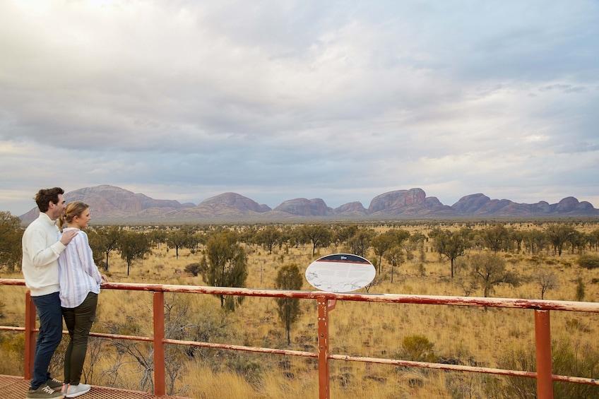 5 Tour Uluru Combo including Kata Tjuta & Kings Canyon
