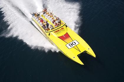 Thriller Speedboat Ride