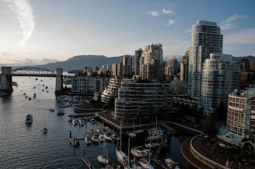 Show item 1 of 25. Create Memorable Videos While Touring Beautiful Vancouver and BC Destinations