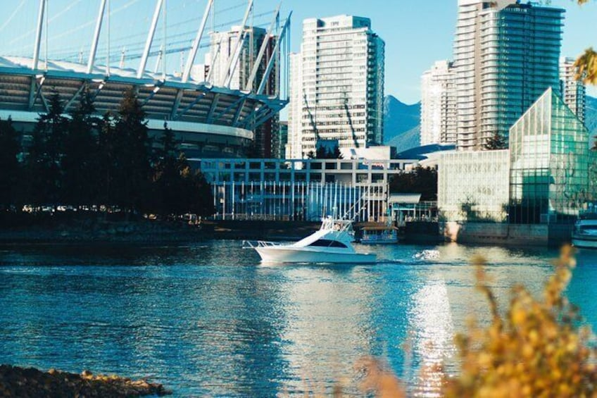 Show item 3 of 25. Create Memorable Videos While Touring Beautiful Vancouver and BC Destinations