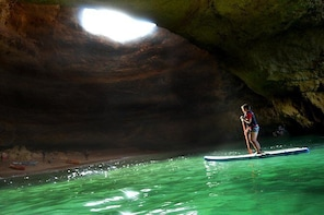 SUP (Paddle Board) tour to the Benagil Caves