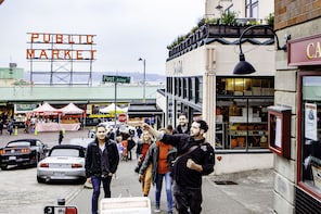 Show item 3 of 10. Seattle Chef-Guided Food Tour of Pike Place Market