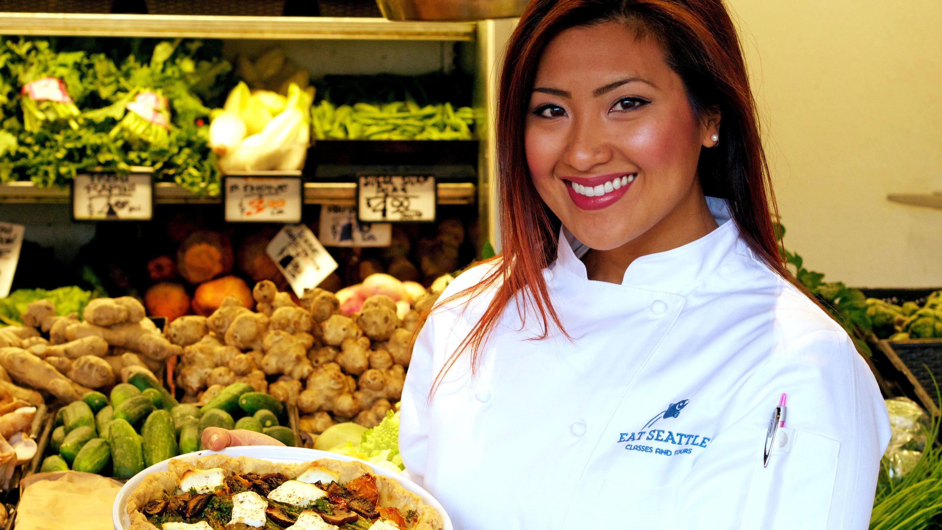 Chef-Guided Food Tour of Pike Place Market in Seattle