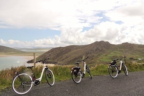eBiking Glenveagh National Park. Donegal. Self-guided. Full day.