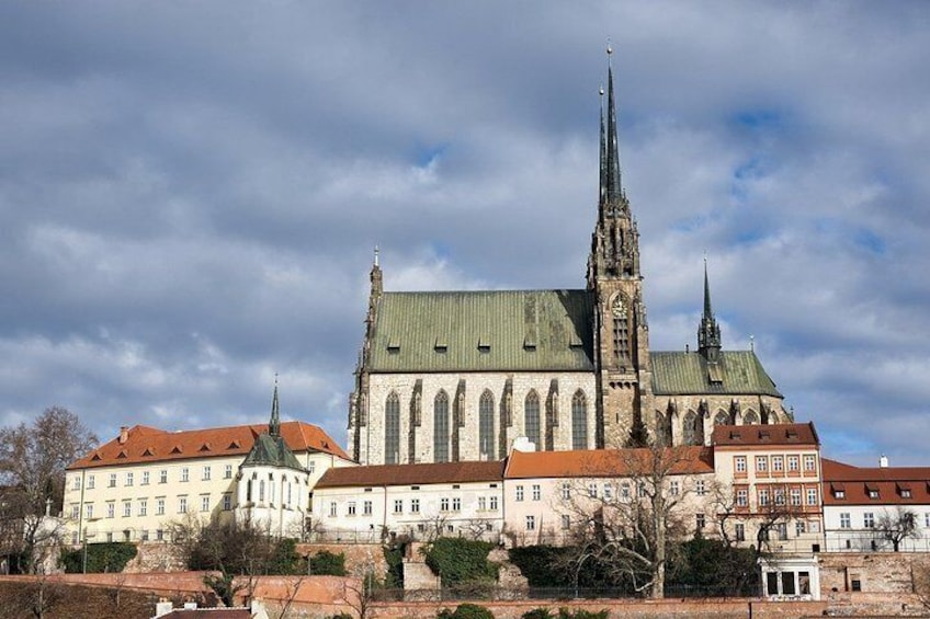 Show item 5 of 5. The best of Brno walking tour