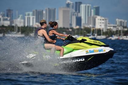 Jet Ski Ride with Miami Watersports