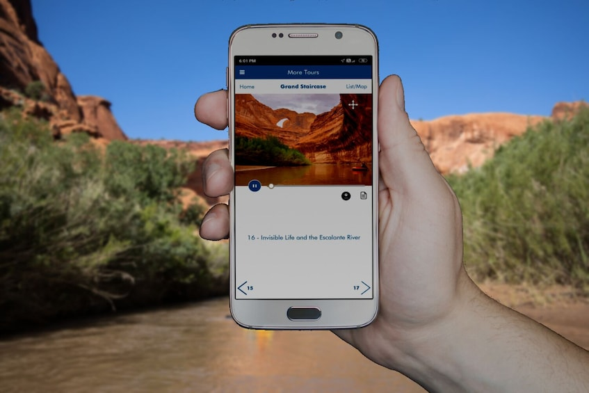 Show item 4 of 10. Grand Staircase Escalante UT-12 Self-Guided Driving Tour