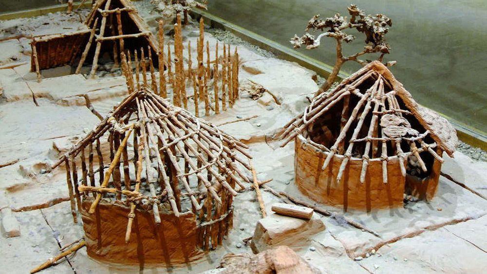 Huts in Xi'an