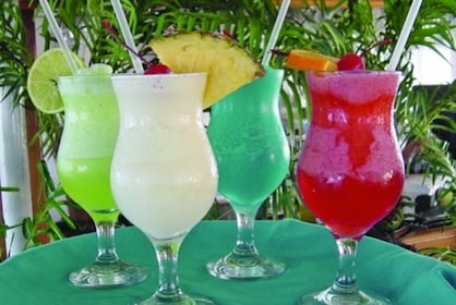 Tropical Party Cruise with Buffet & Drinks