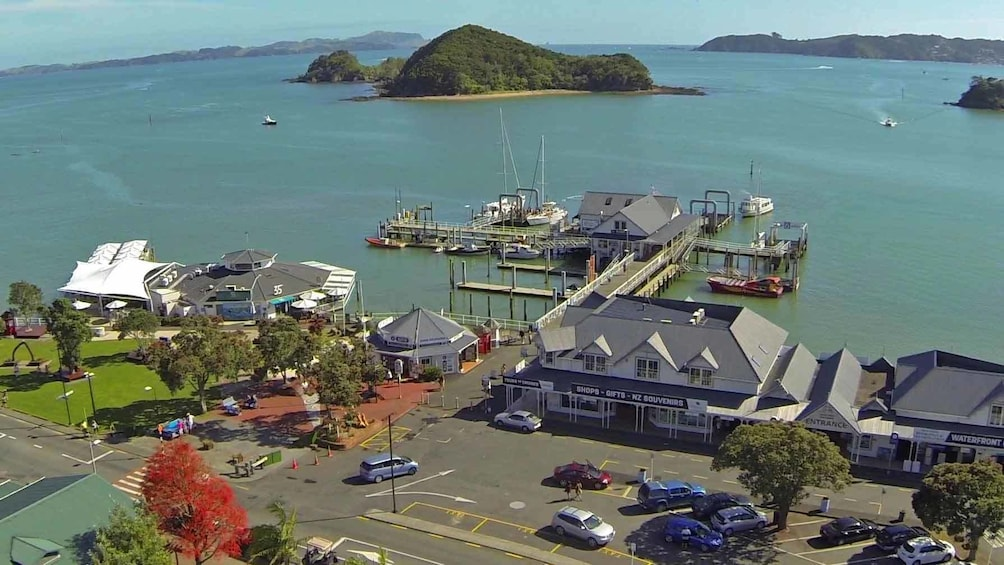 shop and dock in new zealand