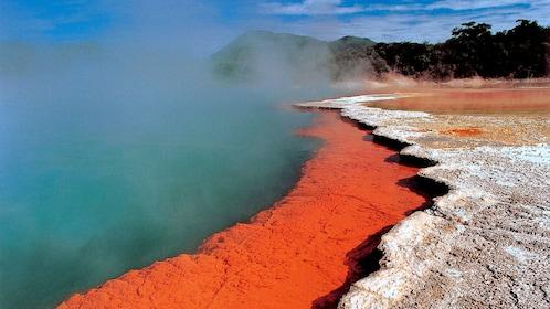 Stunning Waiotapu in Rotorua