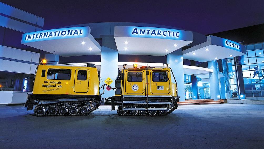 Show item 4 of 5. Antarctic Center in Christchurch