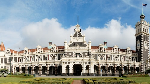 Stunning architecture in New Zealand
