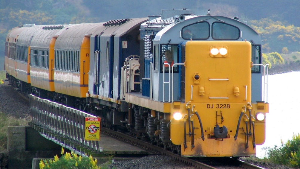 Show item 1 of 5. Train in New Zealand