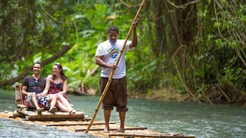 Bamboo River Rafting & Jamaica Swamp Safari Village