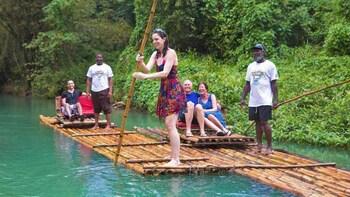 Bamboo River Rafting Adventure