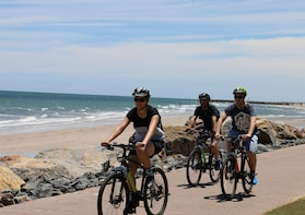Adelaide City to Sea Scenic Bike Ride