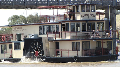 Adelaide Hills and Murray River Cruise in Adelaide