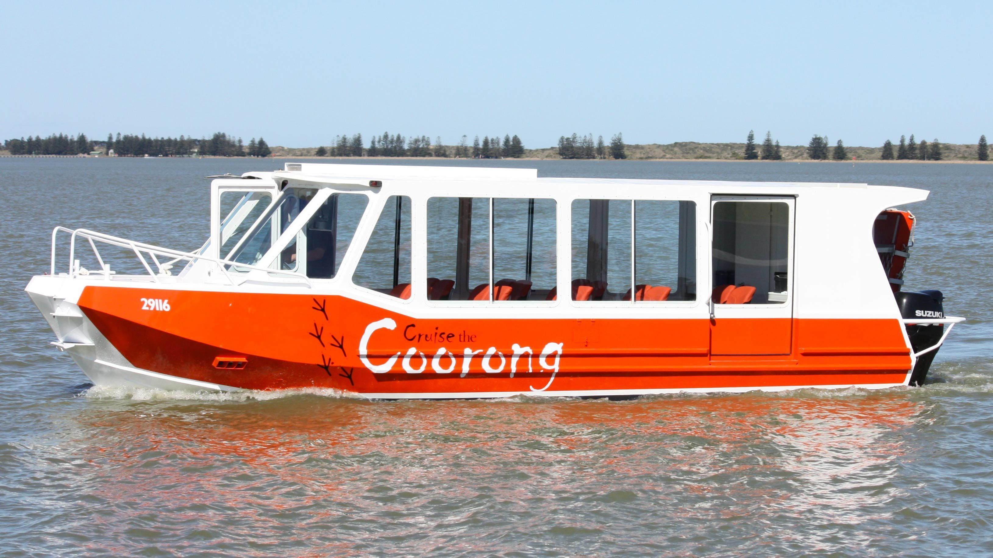 Coorong National Park & Murray River Cruise with Lunch