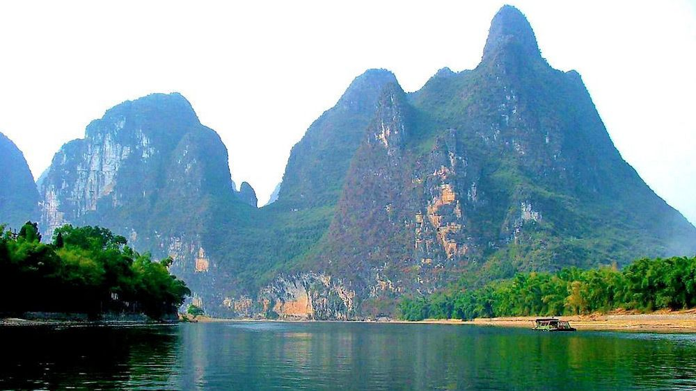 Guilin during the day