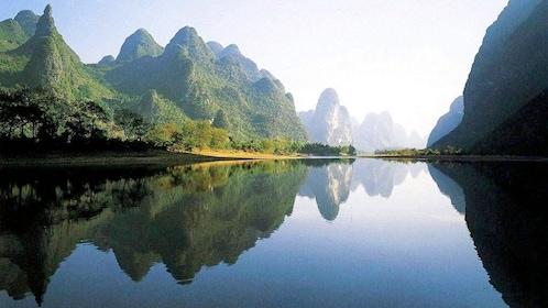 Beautiful view of Yangshuo