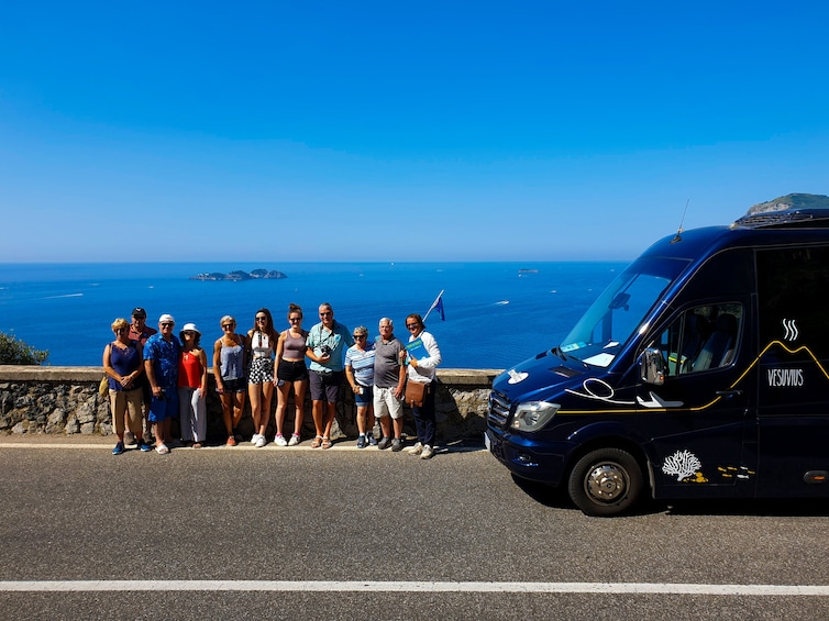 Ver elemento 1 de 10. Amalfi Coast Experience: Small-Group Tour from Sorrento