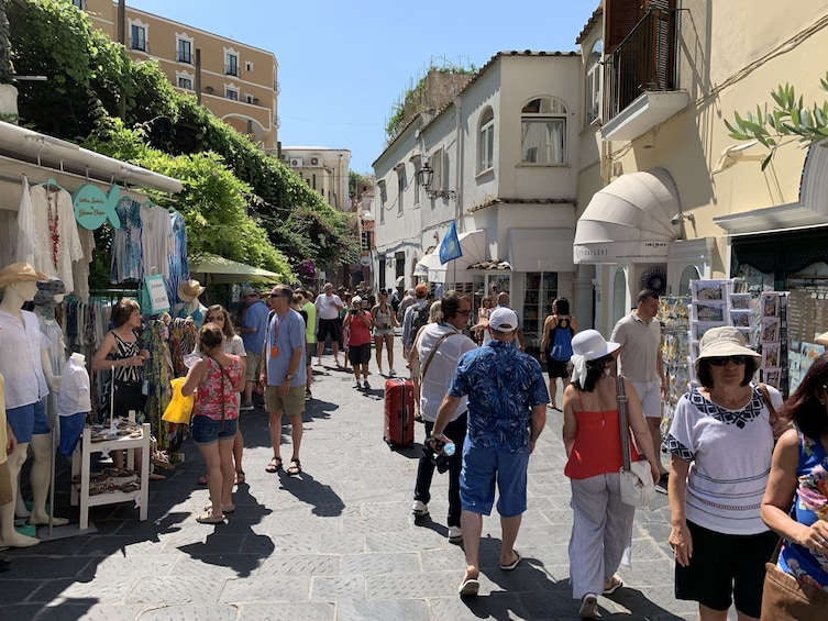 Show item 10 of 10. From Sorrento: Positano, Amalfi and Ravello Guided Tour