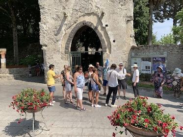 From Sorrento: Positano, Amalfi and Ravello Guided Tour