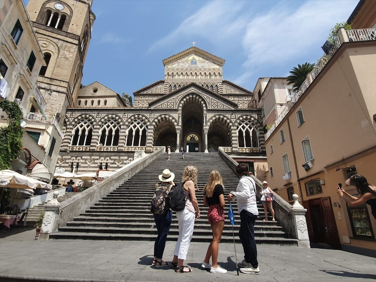 Show item 2 of 10. From Sorrento: Positano, Amalfi and Ravello Guided Tour