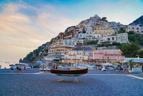 Evening Trip to Positano: Small Group Tour from Sorrento