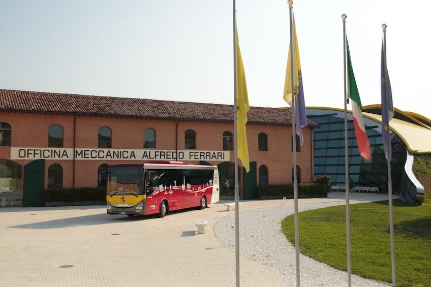 Discover Ferrari & Pavarotti Land Tour