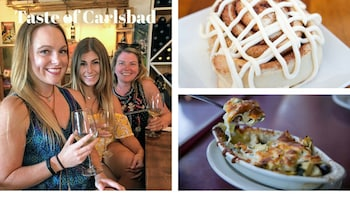 Carlsbad Village Culinary Walking Tour