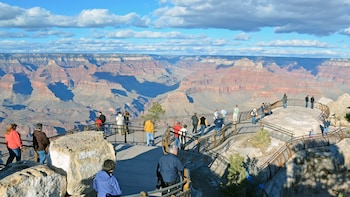 Grand Canyon with Sedona and Navajo Reservation Day Tour