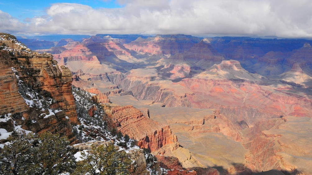 Panoramic view of the Sedona and Navajo Reservation One-Day Tour in Arizona