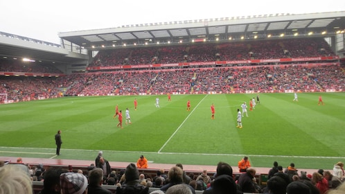 Live Liverpool FC Football Match in London