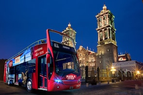 Turibus Hop-on Hop-off City Tour Puebla and Magical Towns
