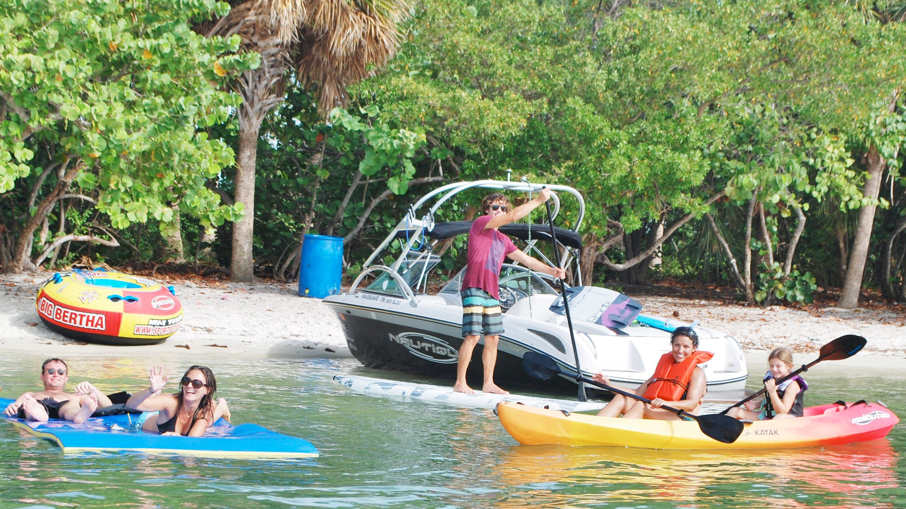 Watersport in Miami