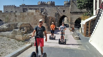 Medieval City Segway Tour