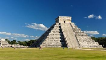 Chichén Itzá con todo incluido y nado en un cenote maya
