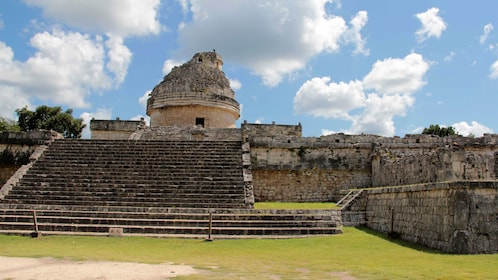 El Caracol, a structure at Chichen Itza