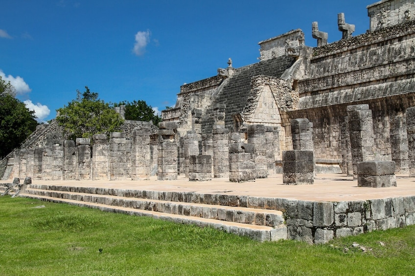 Show item 2 of 10. Chichén Itzá all inclusive and swim in a maya cenote